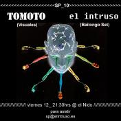 SP 10: Tomoto + el intruso: 12-07-13