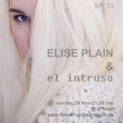 SP_13 ELISE PLAIN & el intruso